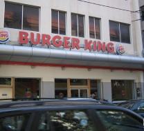 BURGER KING ALUBOND ALUMINIUM