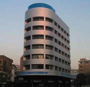 RENOVATION BUILDING ALUMINIUM ALUCOBOND PANELS